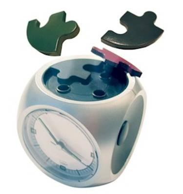 Funny Gift Ideas: Puzzle Alarm Clock