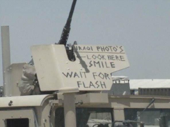 Iraqui Candid Camera