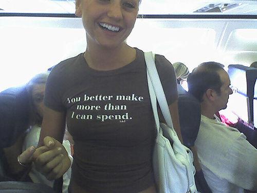 Crazy T-Shirts Dept continued
