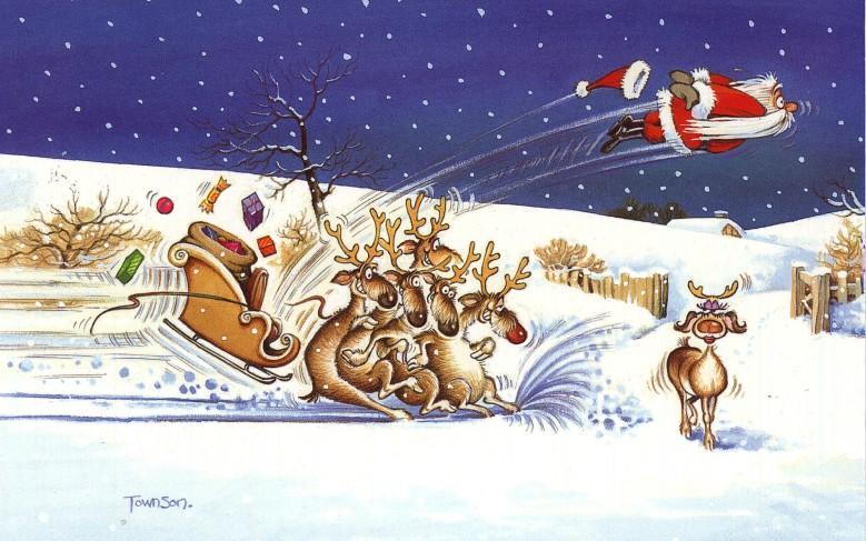 Christmas Tales: Priorities