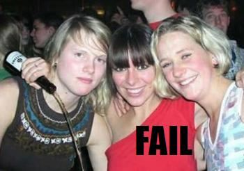 Failures: Candids at the disco