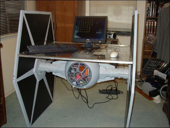Star Wars Fan's Desktop