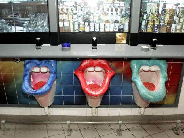Crazy Toilets