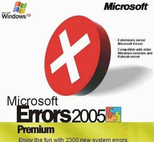 Micro$oft errors