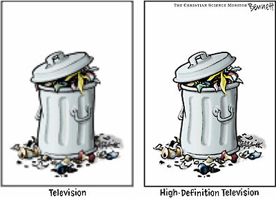 HD Television, defined