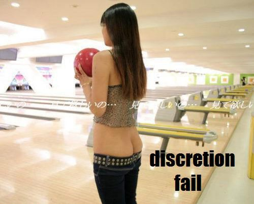 Failures: Discretion