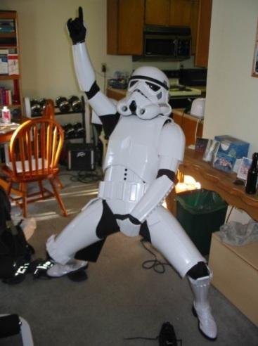 Star Wars Dancer