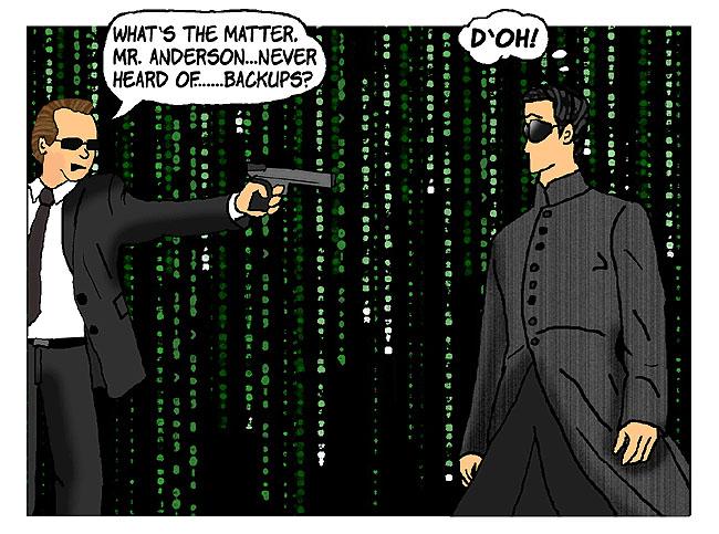 Enter the Matrix stories