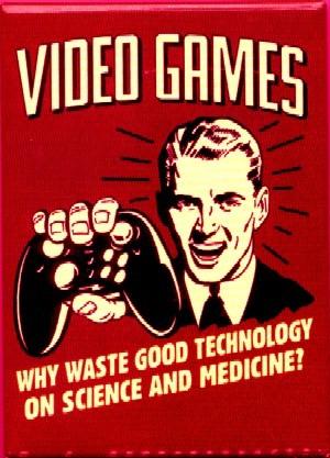 Video Games motivational