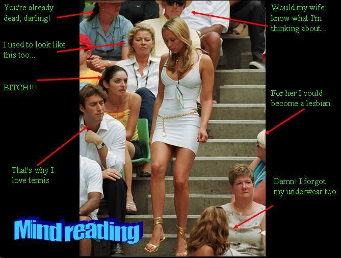 Mind reading exercise