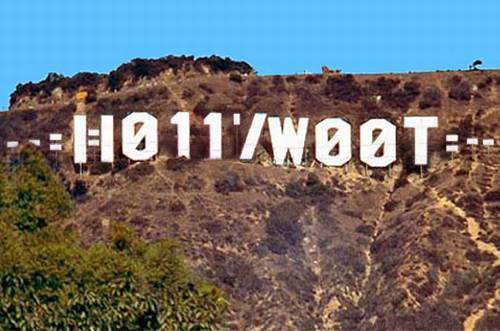 Hollywood Sign Revisited