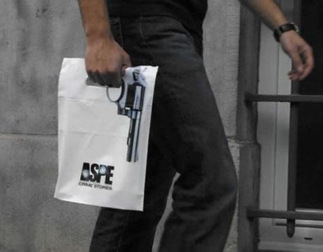 Crazy Bags: Gun