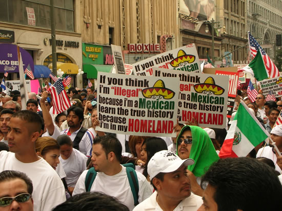Awesome signs: Mexicans