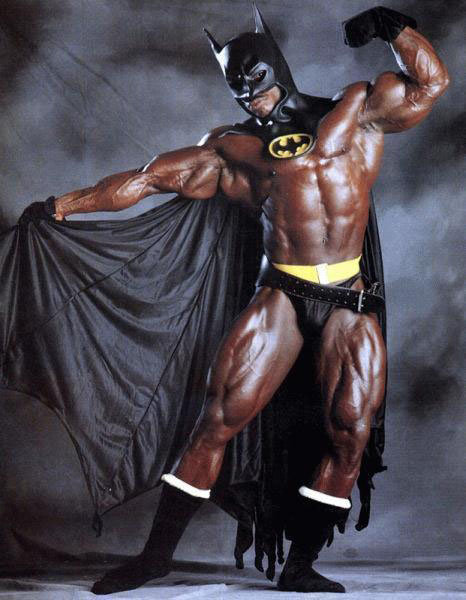 Crazy Superheroes: Batman