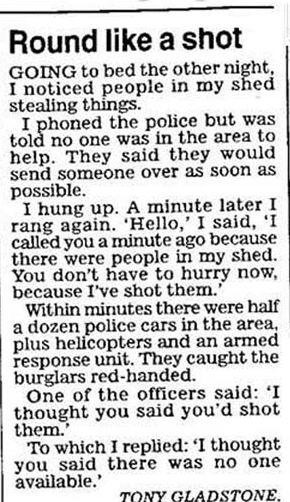 Burglars Story