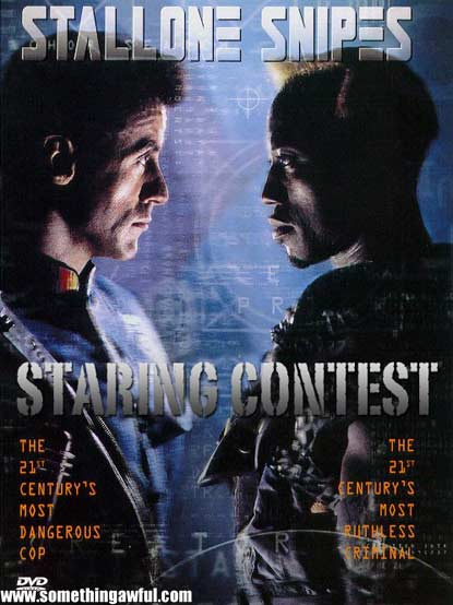 Awesome movies: Staring Contest