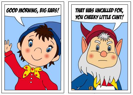 Crazy Elves and Dwarfs