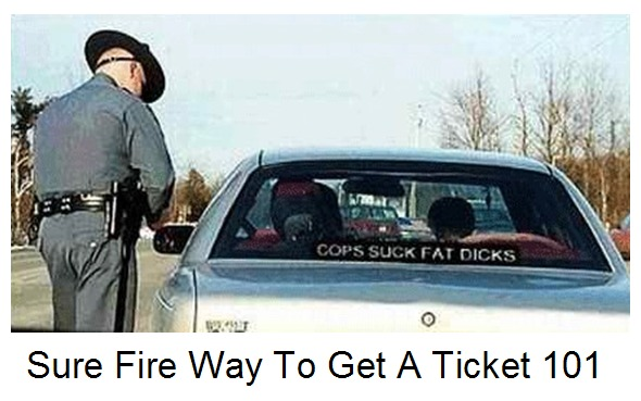 Getting a ticket dept.