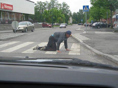 Car Stopping Tip