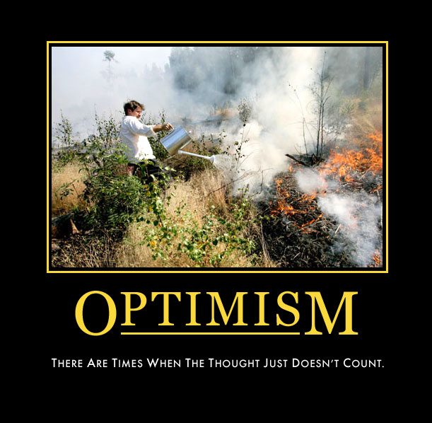 Crazy Motivationals: Optimism