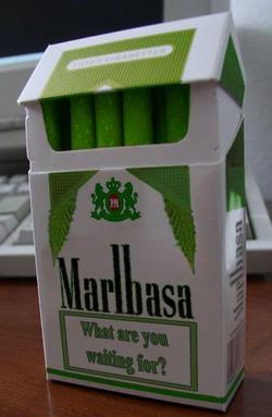 Green Cigarettes