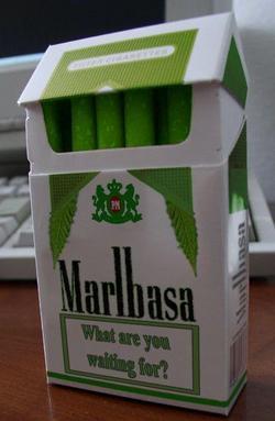 Green Cigarettes