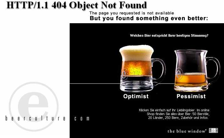 custom 404 not found