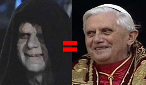 Actual Identity of the Dark Emperor