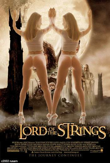 Crazy Movies: the Lord of the StRings
