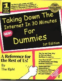 Funny Books: Taking Down the Internet for Dummies
