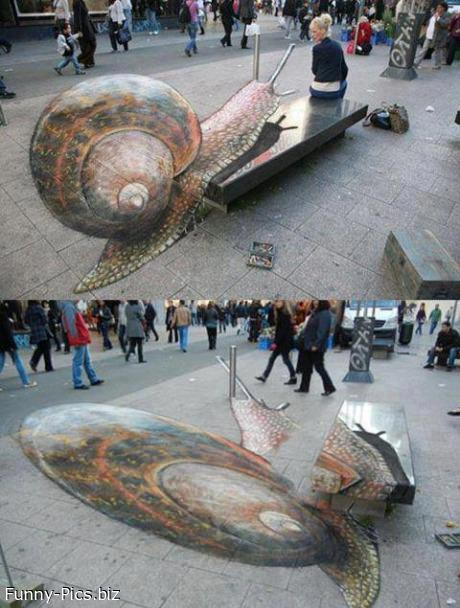 3-D Painting