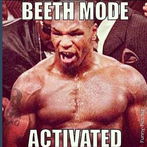Beeth Mode Activated