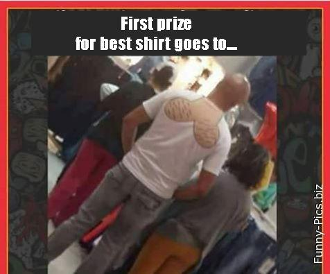 Best Shirt Prize