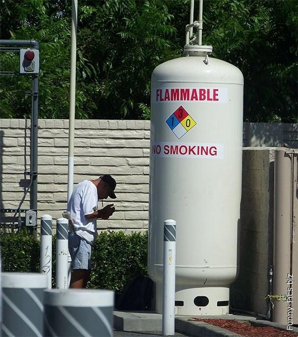 Brave Smoker