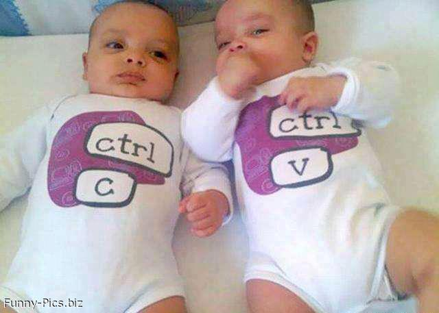 Copy Paste Twins