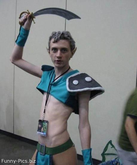 Cosplay Elf