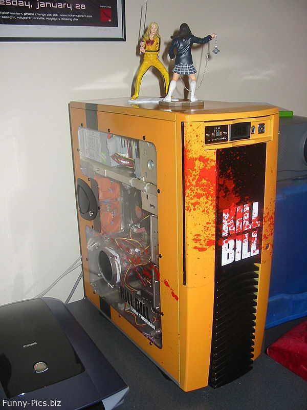 Crazy Hardware: Kill Bill