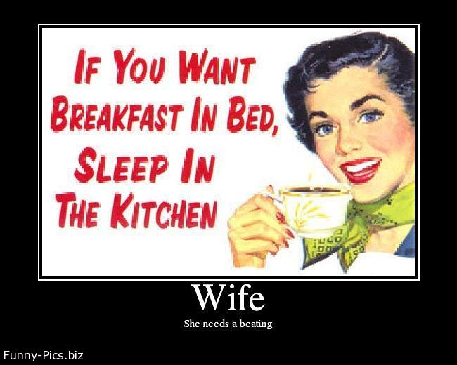 Crazy Motivationals: Wife