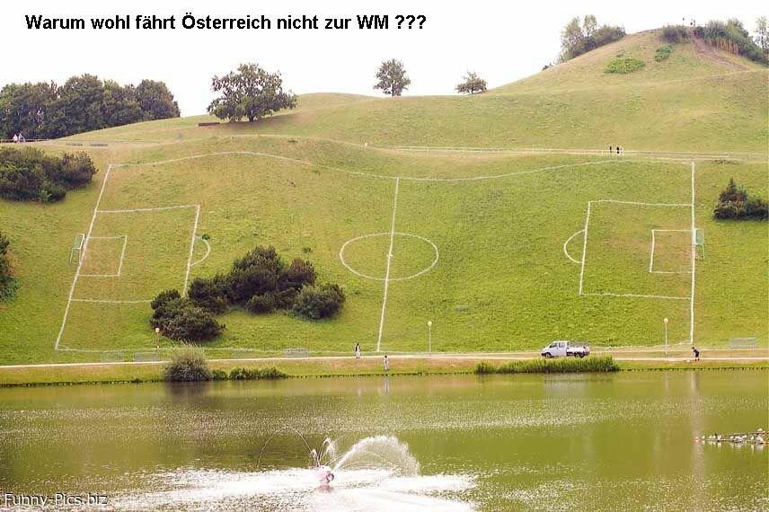 Crazy Soccer Field