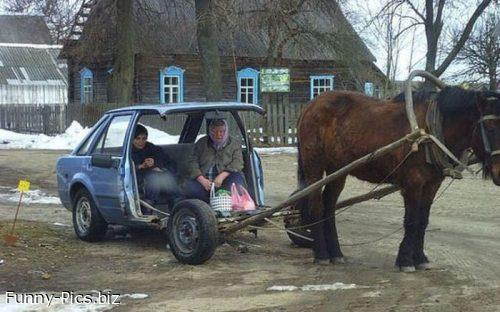 Creative solutions from Russia