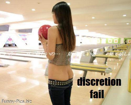Discretion Failure