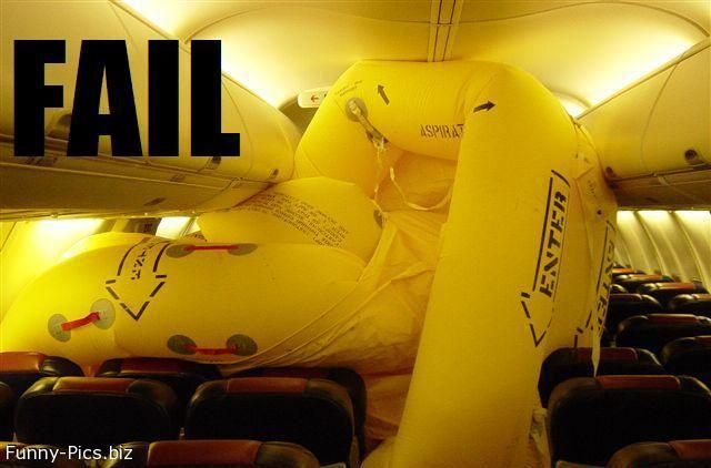 Failures: Airplane Safety