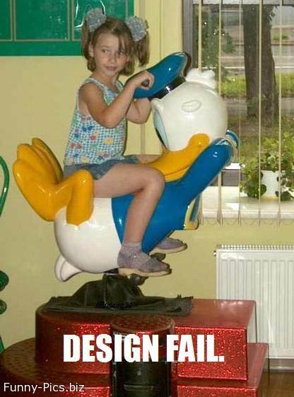 Failures: Design
