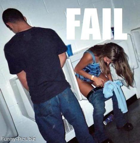 Failures: Toilets