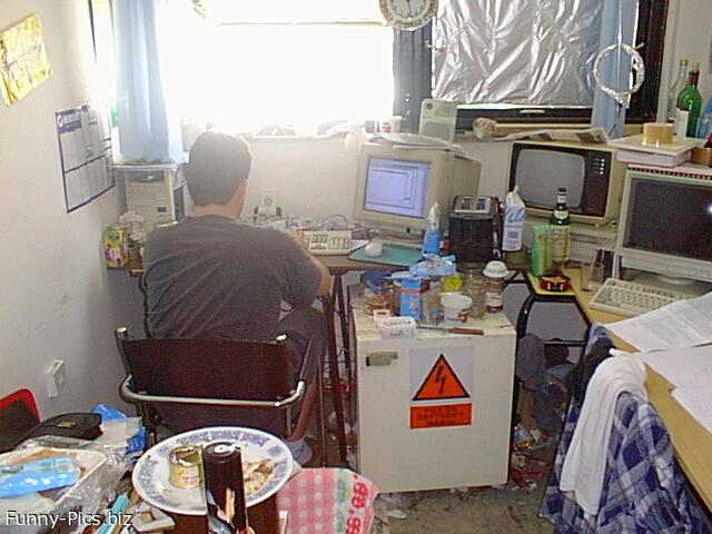 Freelance Programmer's Office