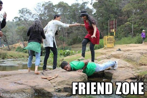 Friend Zone: Defined