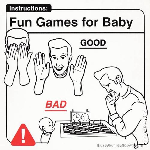 Fun Games for babies