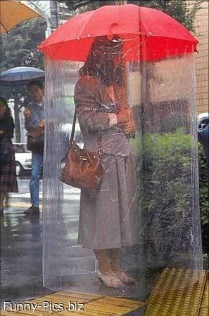 Funny Gift Ideas: Integral Umbrella