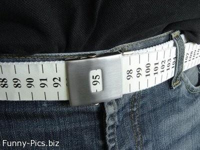 Funny Gift Ideas: Meter-O-Matic belt