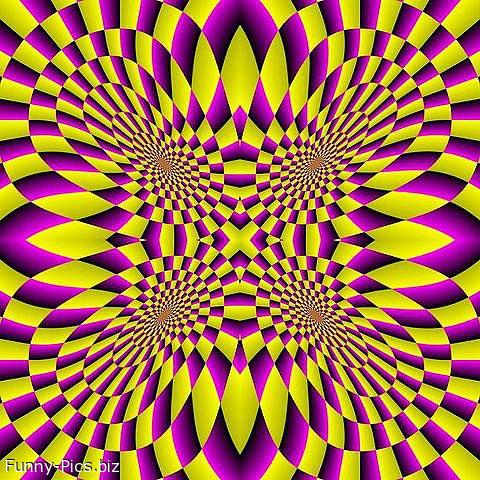 Image is MOVING!